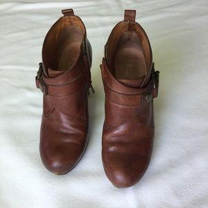 Frye booties
